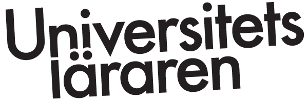 Universitetslärarens logotyp