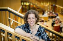 Linda Wedlin, forskare vid Uppsala universitet.
