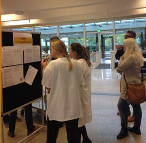 På Malmö högskola bjuder SULF-föreningen in till samtal om bland annat arbetstidsavtal, arbetsmiljö och det nya huset Niagara.