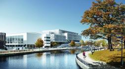 Arkitektbild Campus Eskilstuna