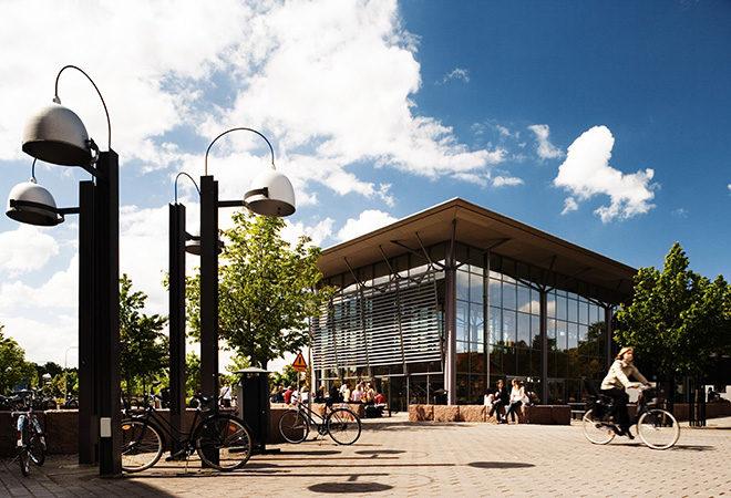 Linköpings universitet, campus Valla