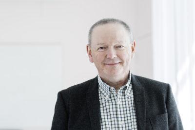 Hans Adolfsson, rektor för Umeå Universitet.