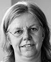 Karin Dahlman-Wright, vikarierande rektor KI