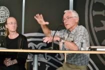 Martin Cederwall och Jan Fagius, Almedalen 2017
