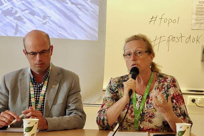 Robert Andersson, Eva Åkesson