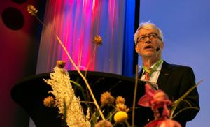 Mats Ericson, SULF:s ordförande