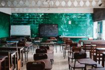 Undervisningssal Siera Leone