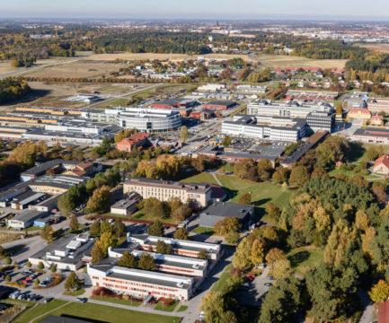 SLU Campus Uppsala