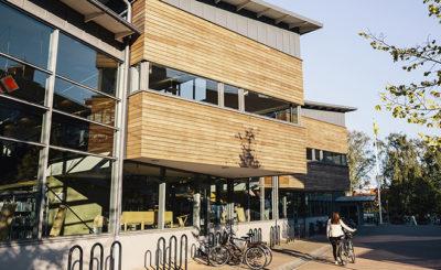 Biblioteket Linnéuniversitetet Kalmar
